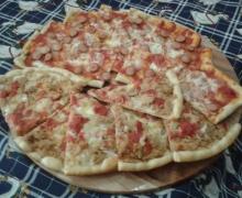 La pizza del sabato sera